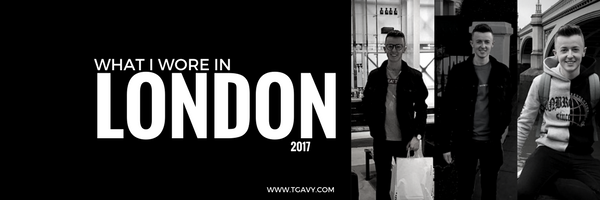 LONDON, What I Wore