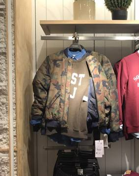 Pull & Bear Bomber, have this Bomber myself and i love it