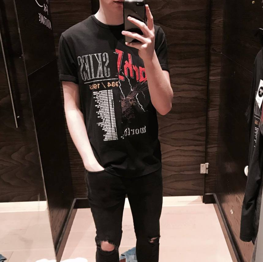Topman, jeans and Tshirt, s good i had to buy!