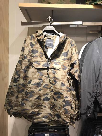 PULL & BEAR on point with the Camo the
