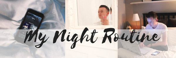 My Night Routine + Sleep Hygine Tips