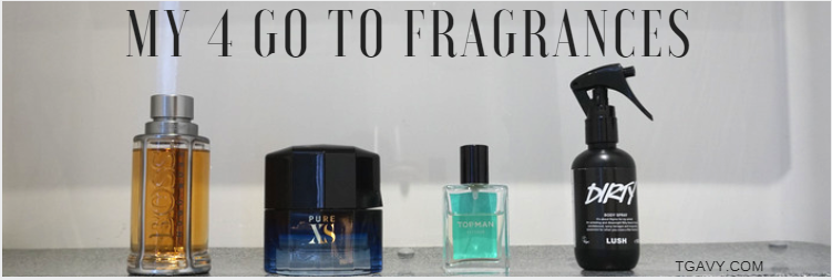 My 4 go to Fragrances  (VALENTINES gift ideas)