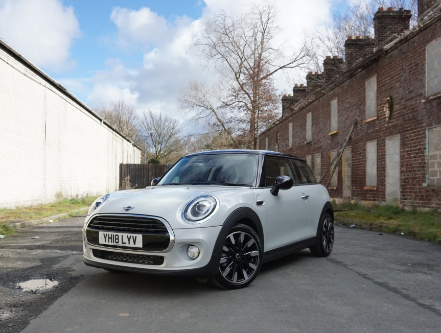 f56 MINI LCI FACELIFT TGAVY