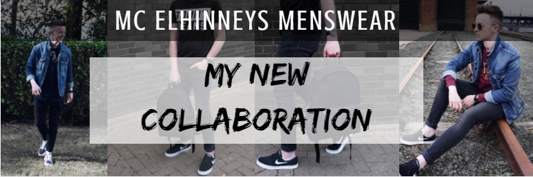 McElhinneys Menswear : Collaboration